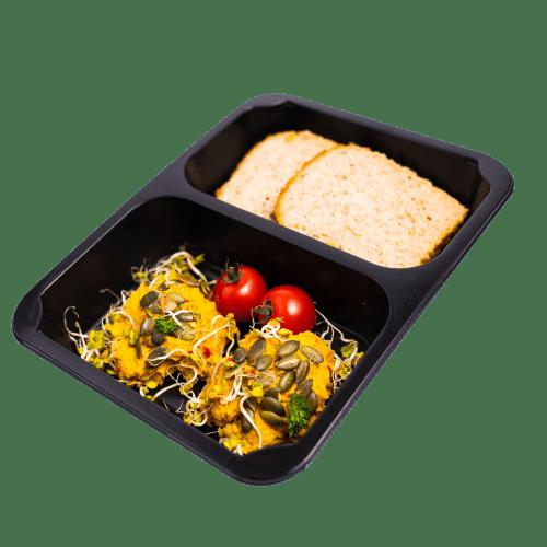 Pudełko z jedzeniem
